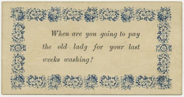 Weeks Washing Mystery 01
