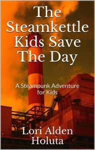 Steamkettle Kids Save The Day