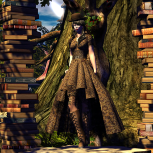 Ceejay Writer Litfest at Fantasy Faire 2015 Sylvan of Spells