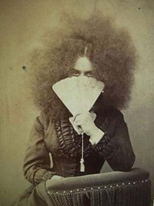Victorian Bad Hair Day