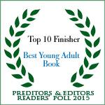 Preditors and Editors 2015 top 10 novel youngadult