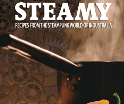 Steamed and Steamy Cover
