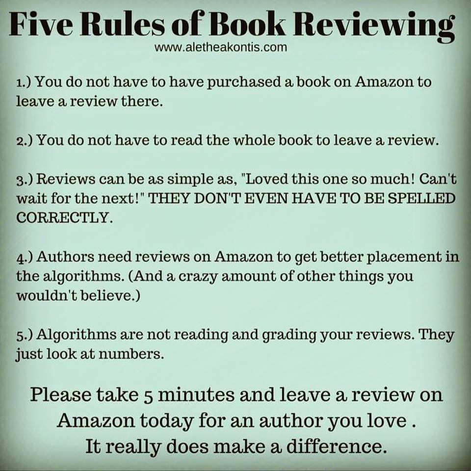 five-rules-of-book-reviewing